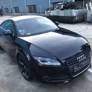 Audi TT Coupe 2.0 Auto TFSI S-tronic
