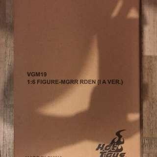 Hot Toys VGM19 Metal Gear Rising Raiden (Inferno Ver.) 紅雷電 1:6 Figure