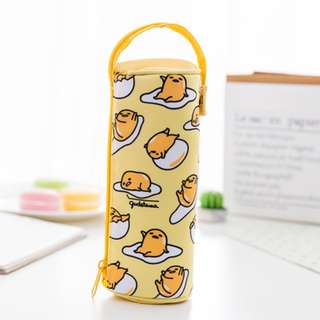 Only 1 Instock! Gudetama Pencil Case with Handheld Strap