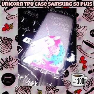 Unicorn TPU Case Samsung S8 Plus +