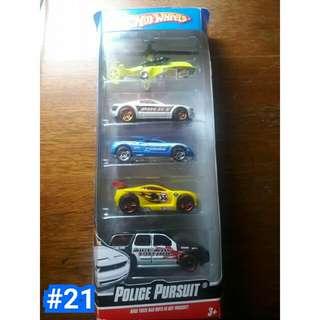Hotwheels Police Pursuit