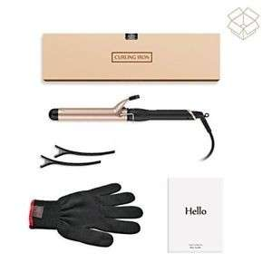 Anjou curling iron