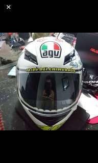 Agv k3 zoo helmet
