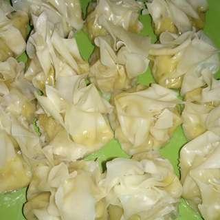 Siomay ayam udang homemade