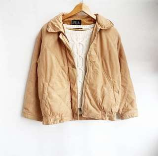 M16 Light Brown Jacket (Unisex)  (Winter/Spring)
