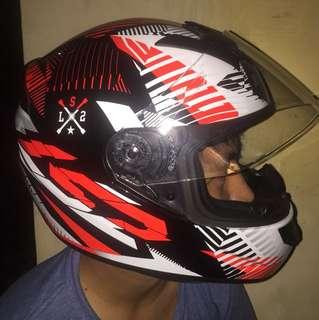 Helm LS2 Rookie Size L