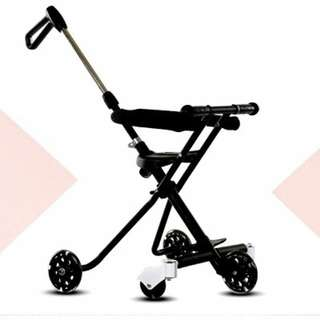 Premium Magic Stroller 5 Wheels