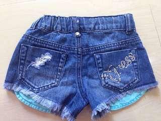Baby Guess denim shorts