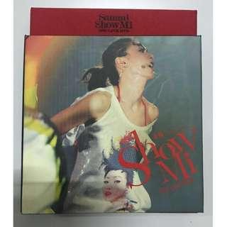 Sammi ShowMi 2007 Live DVD