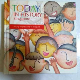 Rare 2005 Limited Edition Today In History Singapore Book
