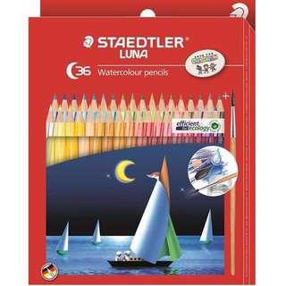 Staedtler 36 Watercolour pencils