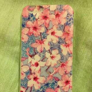 粉紅花iPhone 6/6s手機殼 手機套 Flower iPhone 6/6s Phone Case