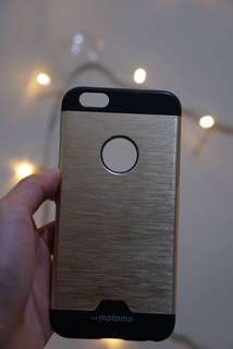 (NEW)🎖Case Gold iphone 6s, 6