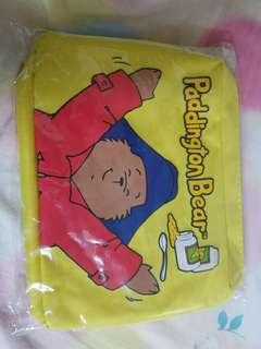 Paddington Bear 食