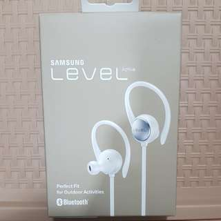 Samsung Level Active Bluetooth Outdoor Earpiece - Brand New White