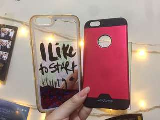 (NEW)🎖Case Iphone Pinky, Metal pink