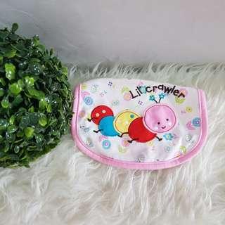 2nd SLABER bayi pink lil crawler catterpilar