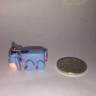 Disney Winnie The Pooh Eeyore Keychain