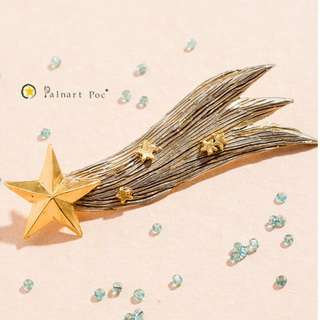 日本品牌 Palnart Poc 流星 銀河 胸針 Brooch 哈利波特 Harry Potter 小王子 Le Petit Prince 美少女戰士 Sailor Moon pandora disney
