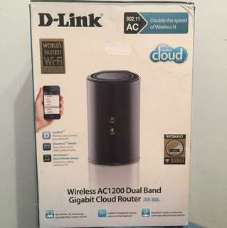 Wireless cloud router brand new