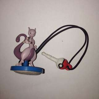 Pokemon Mewtwo Earphone Jack Plug & Screen Cleaner