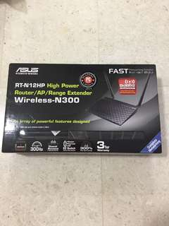 ASUS RT-N12HP High Power Router