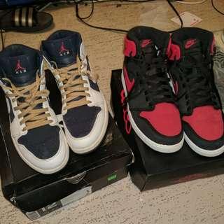 Jordan 1size 12