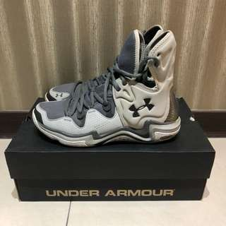 🚚 Under armour 籃球鞋 1238928-052 US9.5
