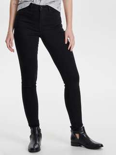 pull&bear skinny jeans black