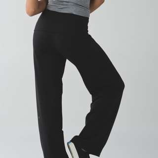 Lululemon Stillness Pant - black
