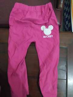 #MakinTebel celana disney
