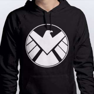 AGENT OF SHIELD HOODIE