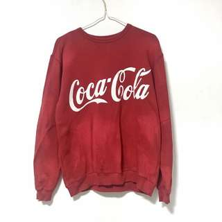 (HANDMADE) Cola Sweater