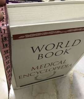 Medical Encyclopedia-world book international