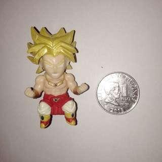 Dragon Ball Z Chibi Broly Figure