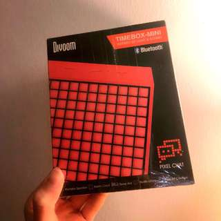 DIVOOM TIMEBOX-MINI (INSTOCK)