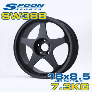 NEW Spoon Sports SW388