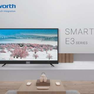 Skyworth 24e3 24寸高清LedTv