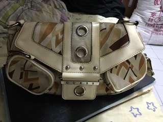 Authentic GUESS satchel