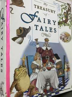 Thick Fairy Tales collection