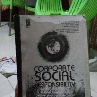 Corporate Social Responsibillity