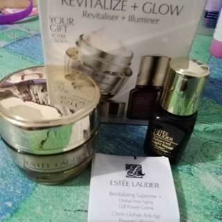 Estee lauder revitalize and glow