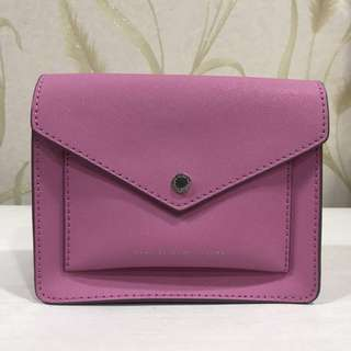 Marc by Marc Jacobs Pink Cross Body Bag