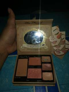 Too face (natural_face) pallette