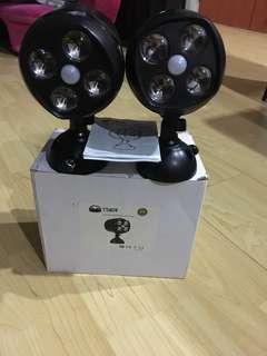 LED Motion Sensor Spotlight