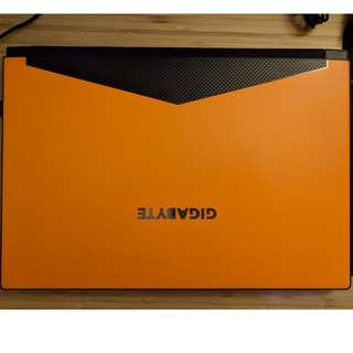 Gigabyte Aero 15 Orange Laptop
