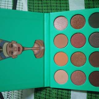 nubian by juvias palette