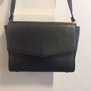 Charles & Keith Black Shoulder Bag