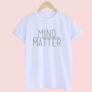 Pre order statement shirt