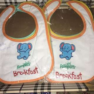 Baby Bib by PAMPERS
